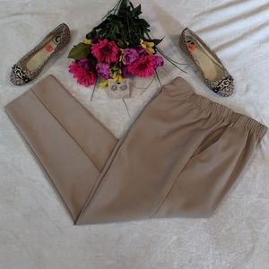 ♦️B2G1FREE ♦️Beige Dress Pants